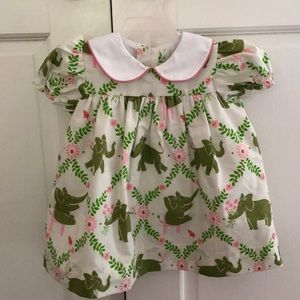 Beaufort Bonnet Company dress, size 6-12 months